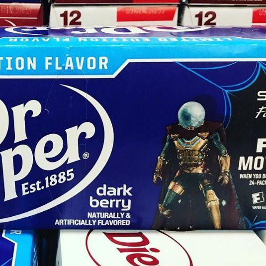 Podquisition 242: Mysterio's Dark Berries