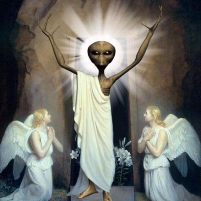 #216: Jesus, Aliens, Reptilians and The Shadow Men with Jeffrey Daugherty