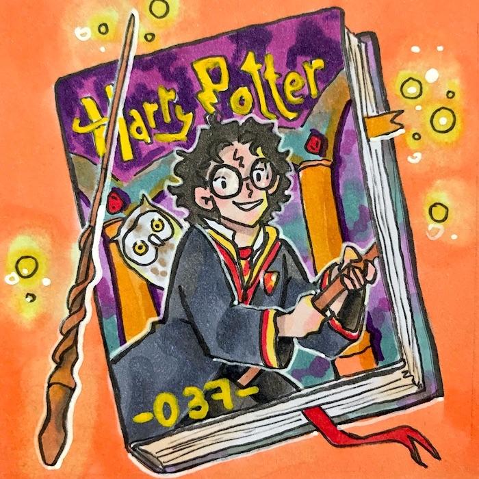 Čtenařina S Potterem