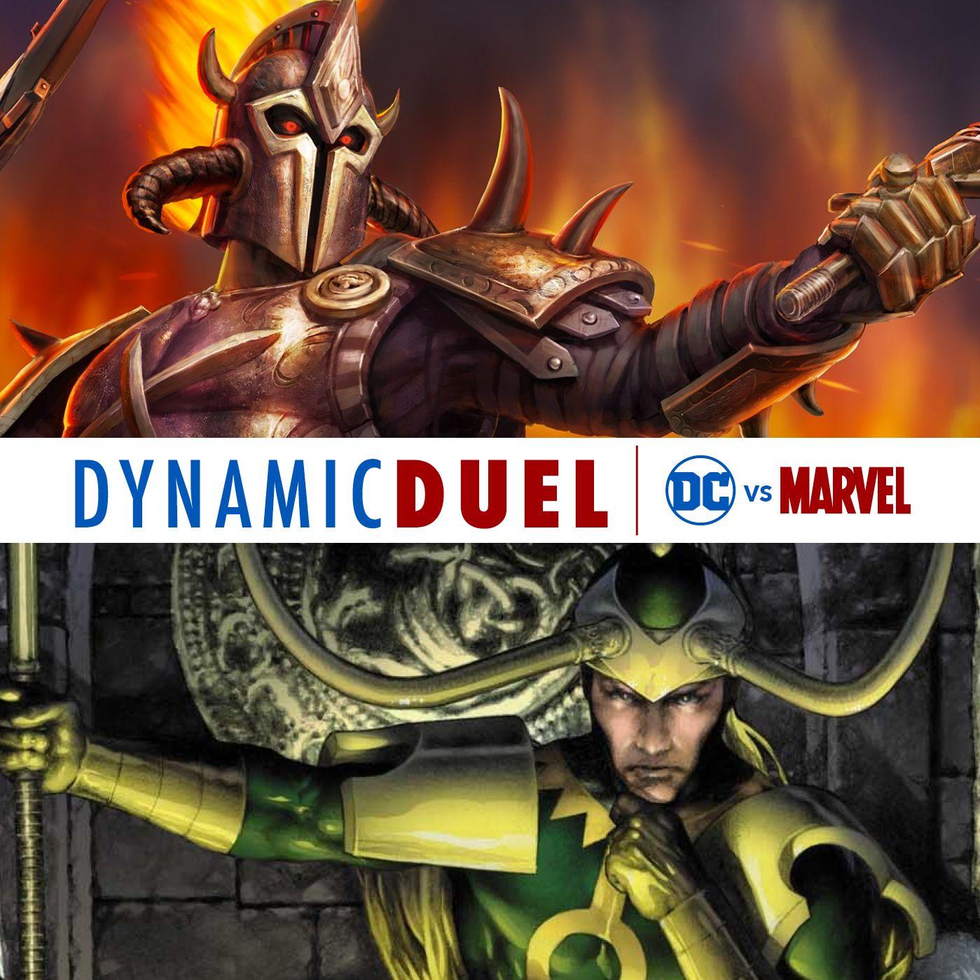 Ares vs Loki
