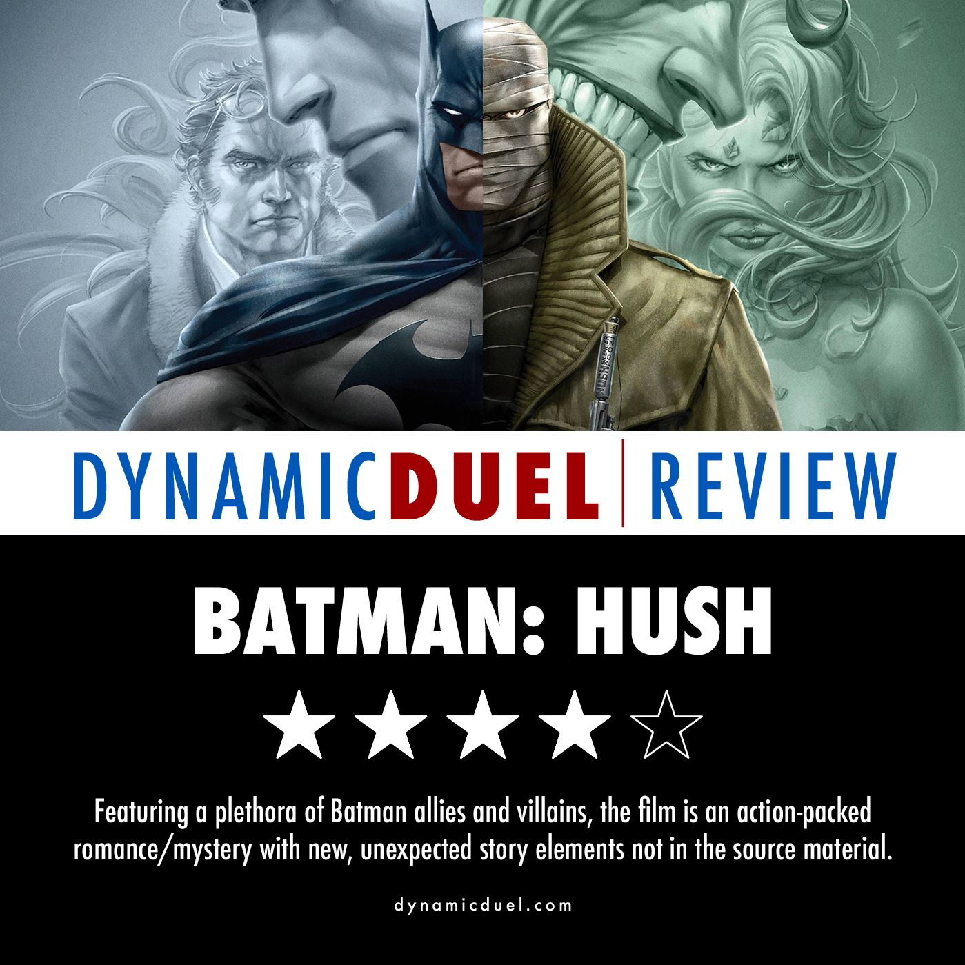 Batman: Hush Review