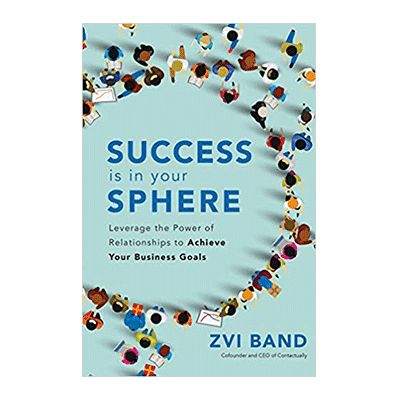 Podcast 734: Success Is In Your Sphere With Zvi Band