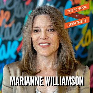 Marianne Williamson On Running for President and Standing for Love