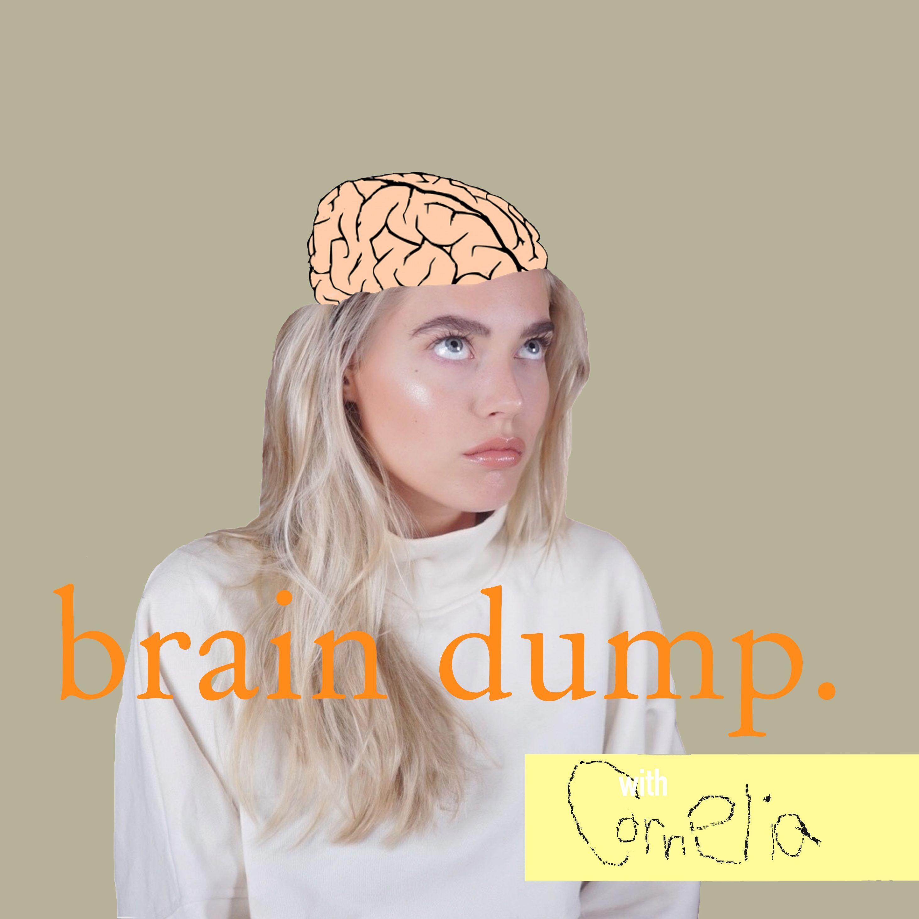 brain dump. with Cornelia