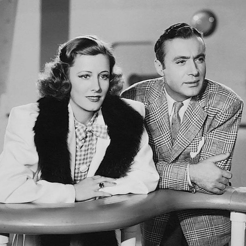 Ep 57: Irene Dunne and Charles Boyer in Love Affair (1939) - SassMouthDames  | Lyssna här | Poddtoppen.se