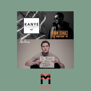 Ok to Be Like Kanye in Ibiza (MF MIX)