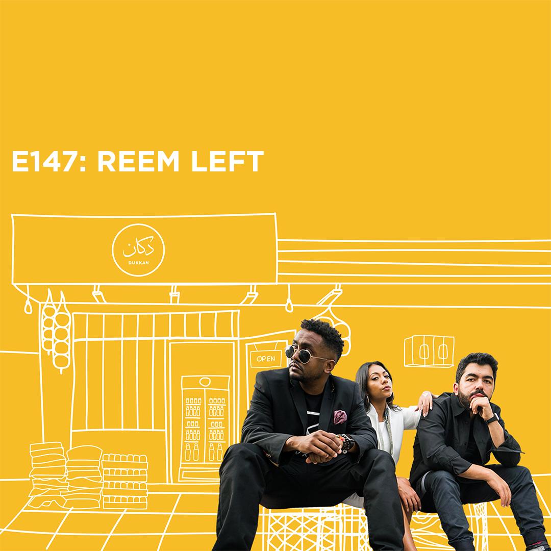 E147: Reem Left