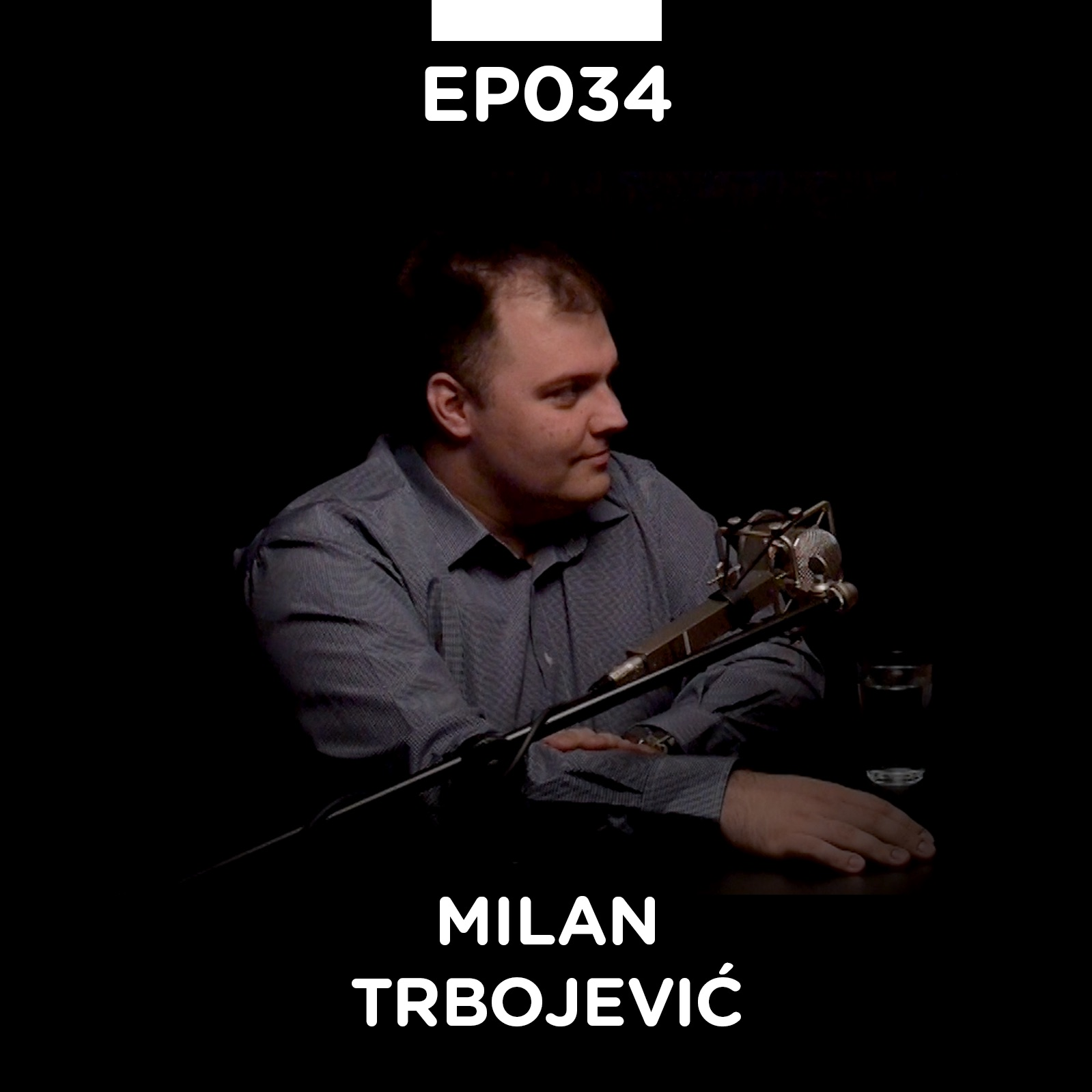 EP 034: Milan Trbojević, Knjiški Moljac - Pojačalo podcast