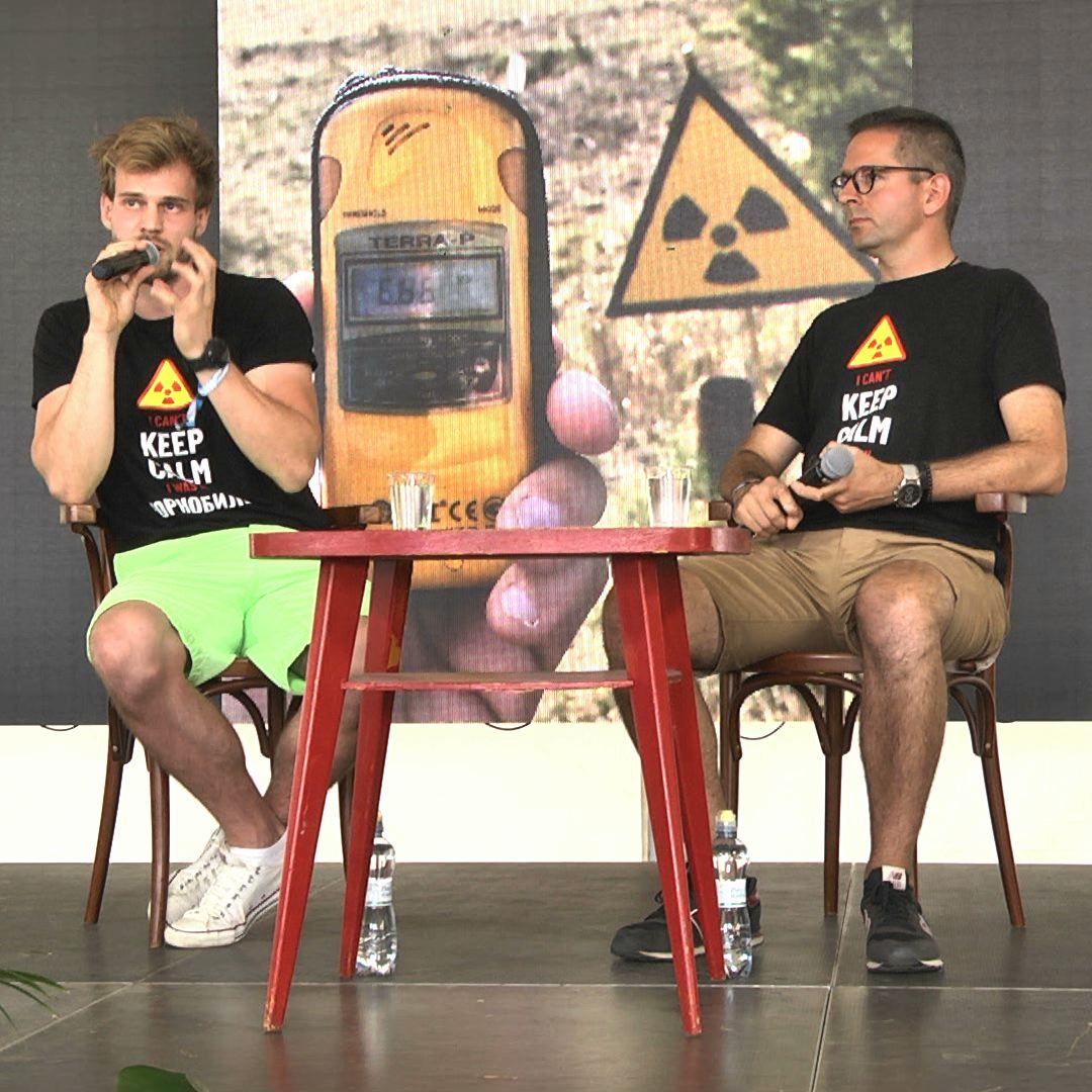 .týždeň na Pohode: Černobyľ, svojráz jadrovej turistiky