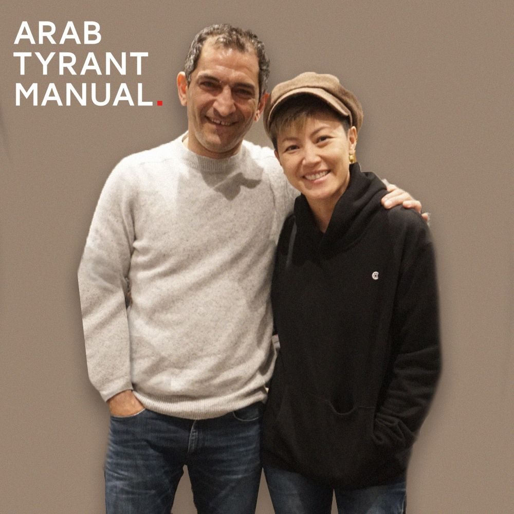 029 - Art vs Repression, from Egypt to Hong Kong - with Amr Waked & Denise Ho