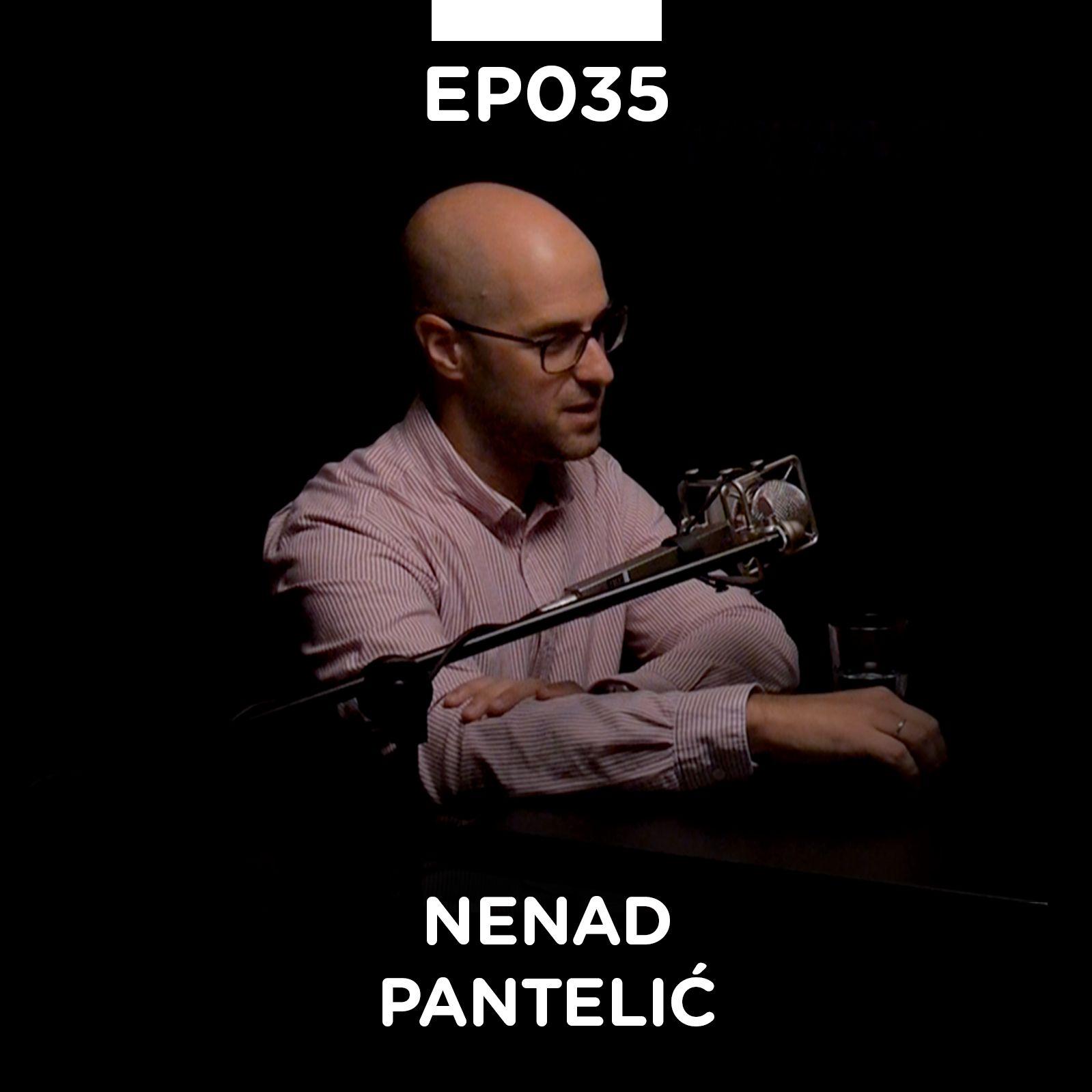 EP 035: Nenad Pantelić, SEO optimizacija - Pojačalo podcast