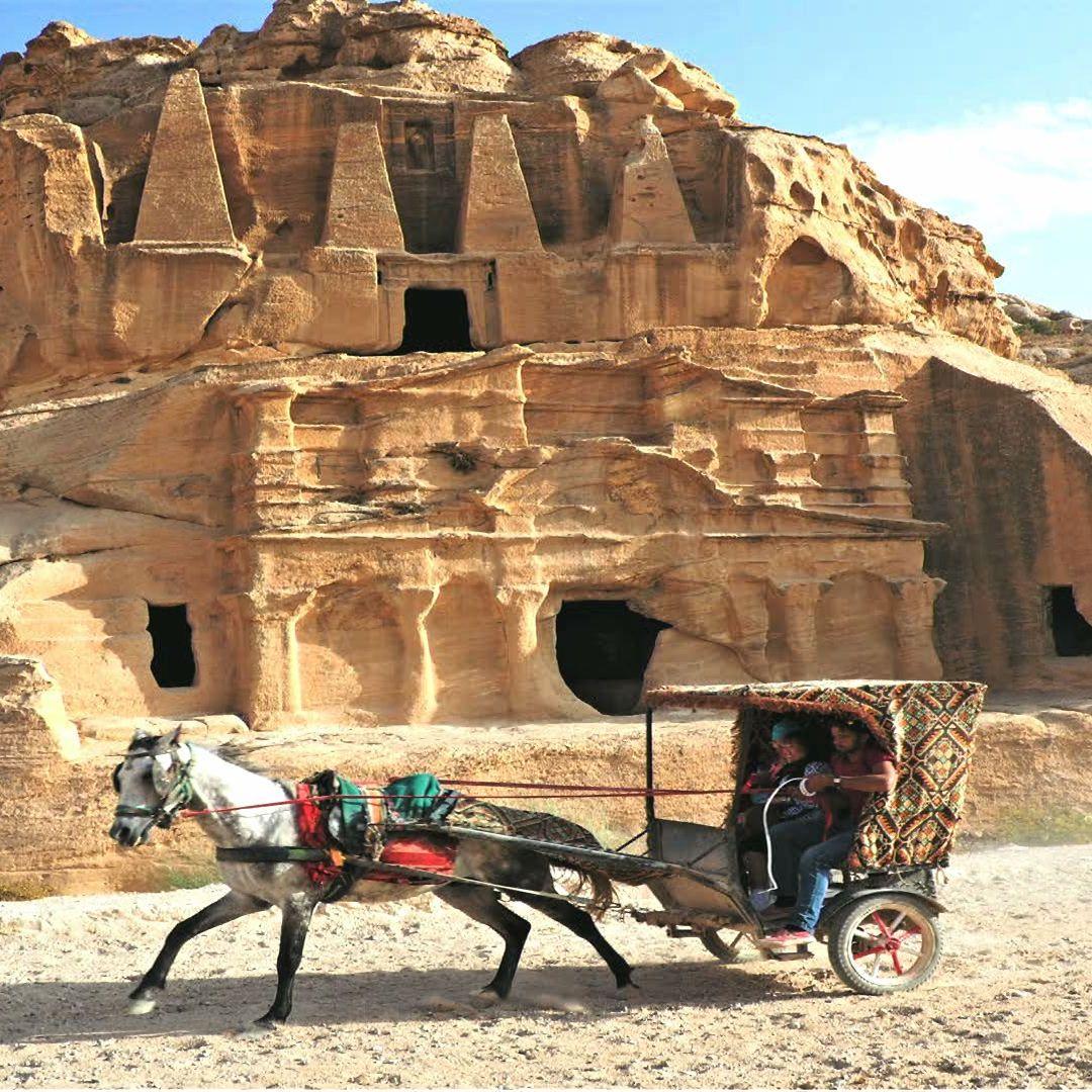 BUBO cestovanie: Blízky východ