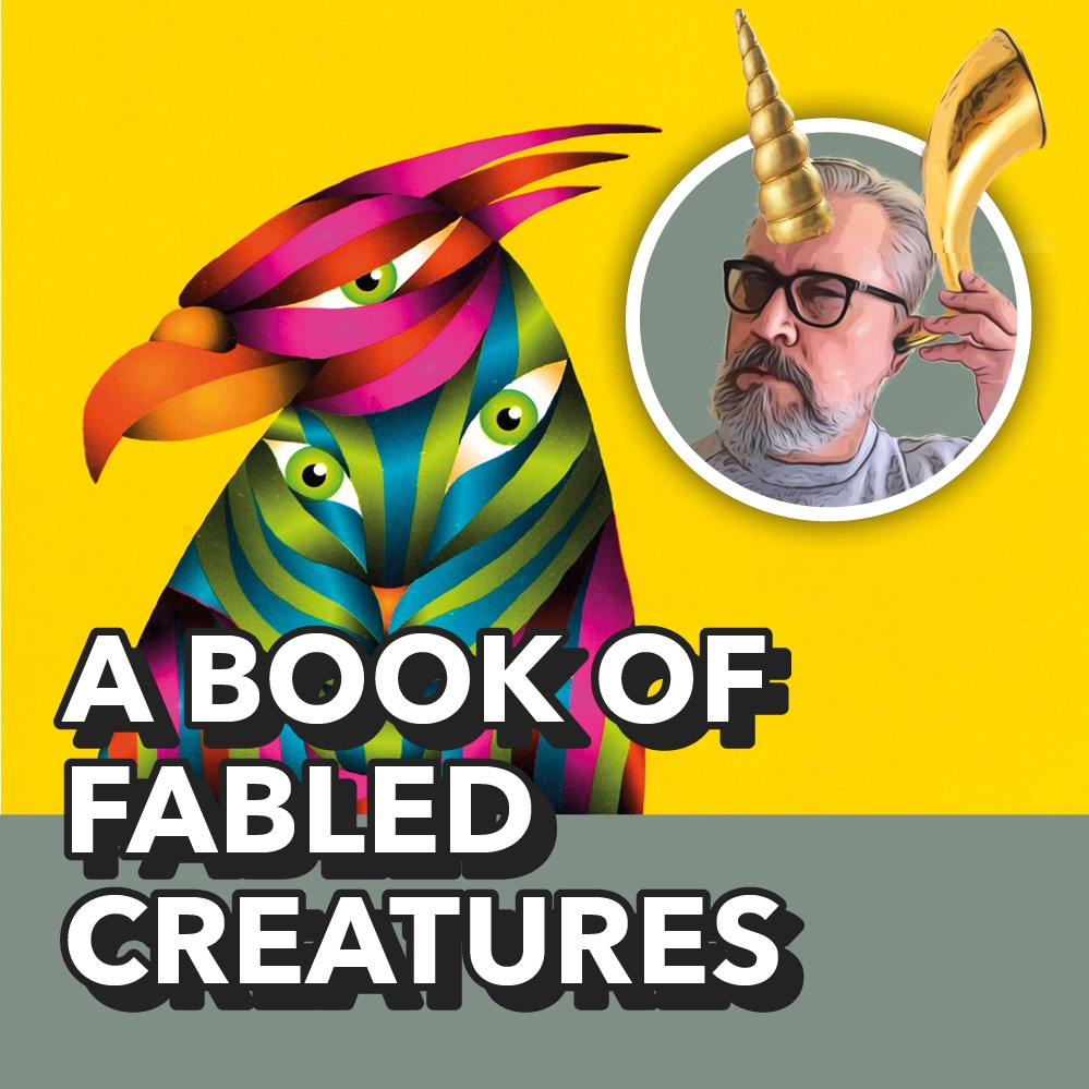 A book of fabled creatures