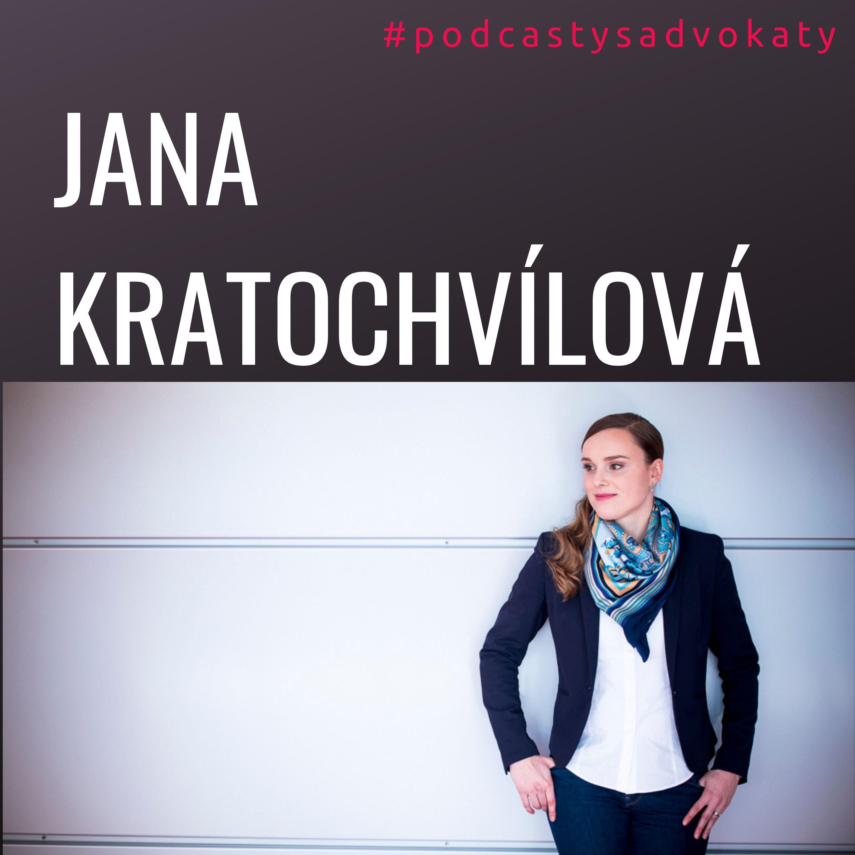 #podcastysadvokaty 01 - Jana Rydlo Kratochvílová