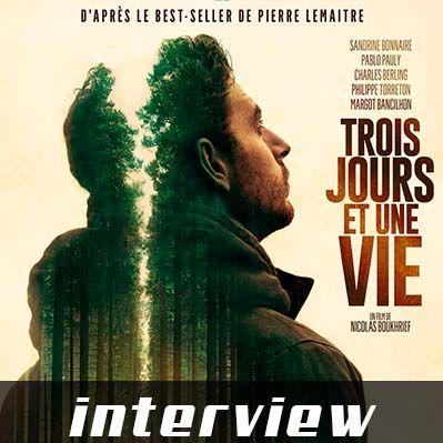 Interview de Nicolas Boukhrief et Pierre Lemaitre