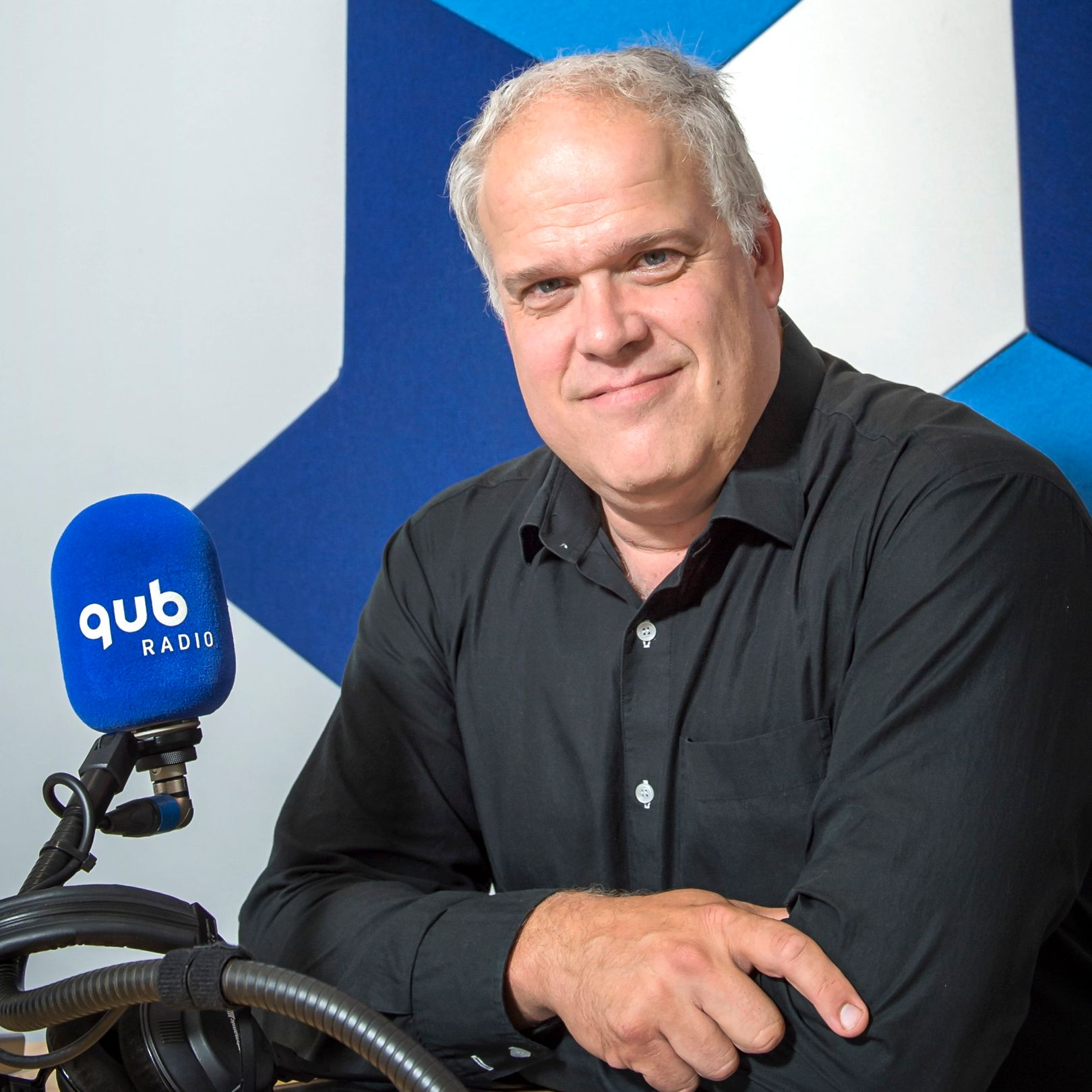 An I'view w/ Mathieu Turbide, VP of Digital Content, Quebecor on QUB Radio
