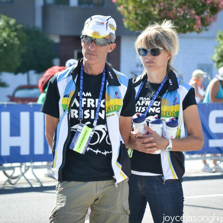 ASU #17: The State of African Cycling, Jock Boyer + Kimberley Coats