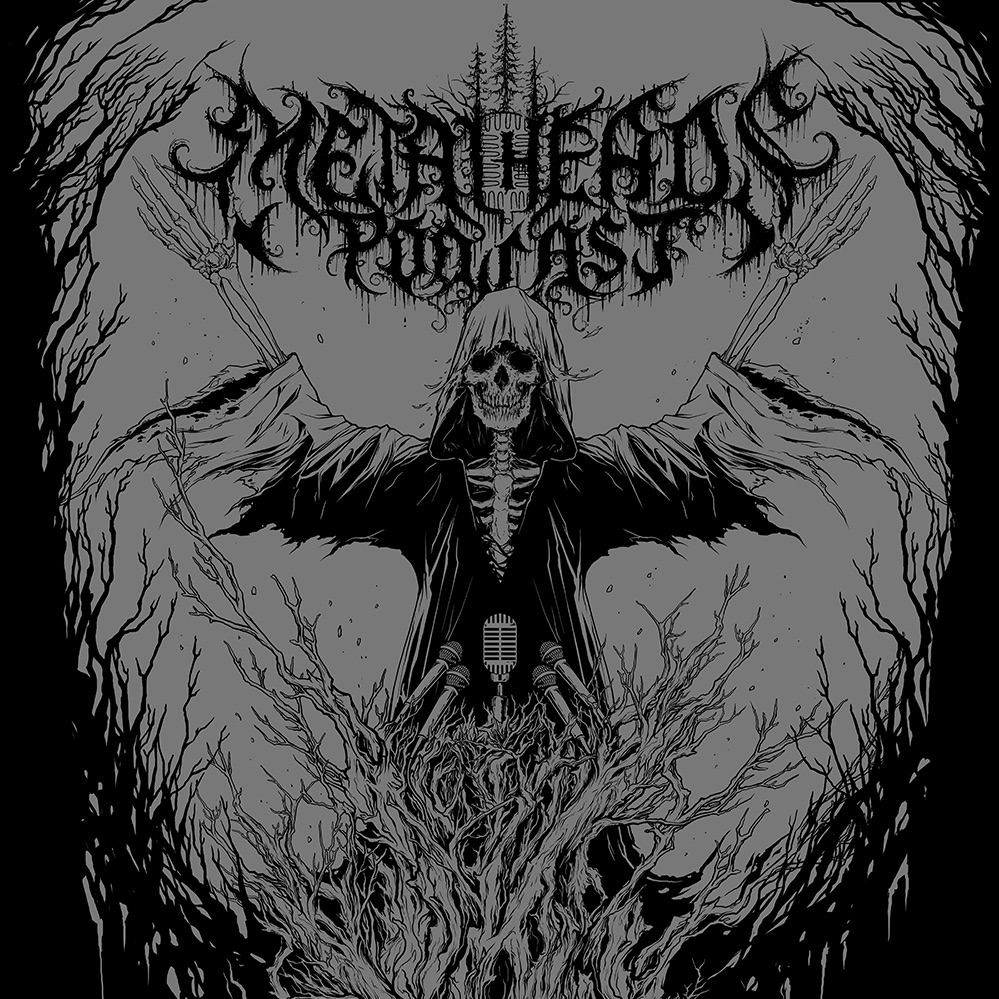 Metalheads Podcast Episode #93: featuring Crowhurst
