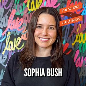 Sophia Bush on Speaking Your Truth