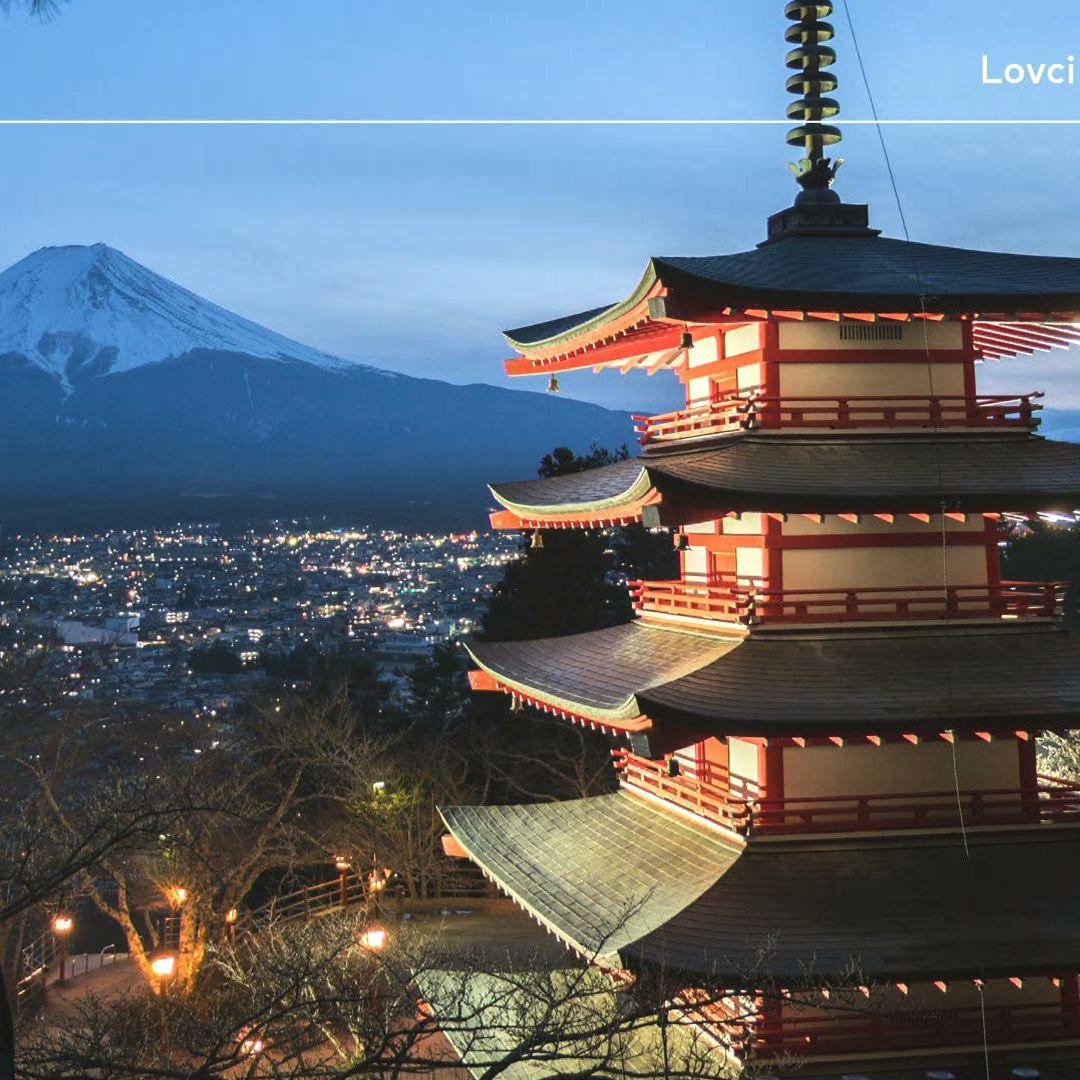 BUBO cestovanie - Južná Kórea, Japonsko