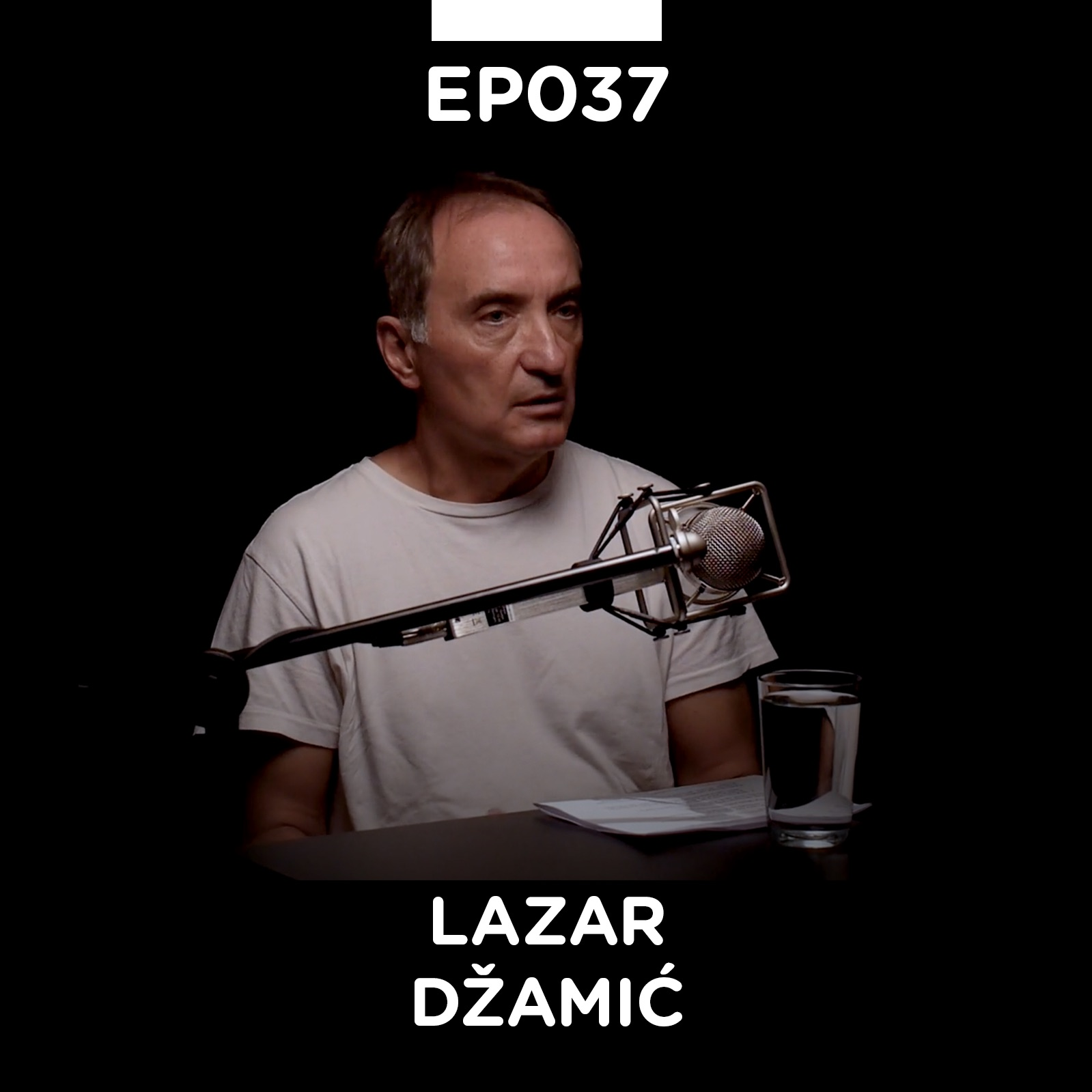 EP 037: Lazar Džamić, marketing strategija i storytelling - Pojačalo podcast
