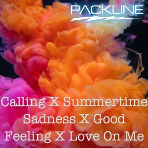 Calling X Summertime Sadness X Good Feeling X Love On Me