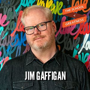 Jim Gaffigan: Life Lessons From a Comedy Genius