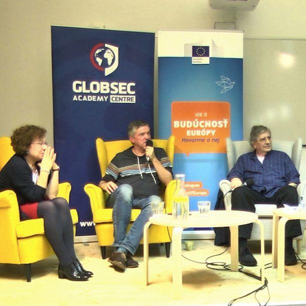 GLOBSEC City Talk: Čo ak všetci zostarneme?