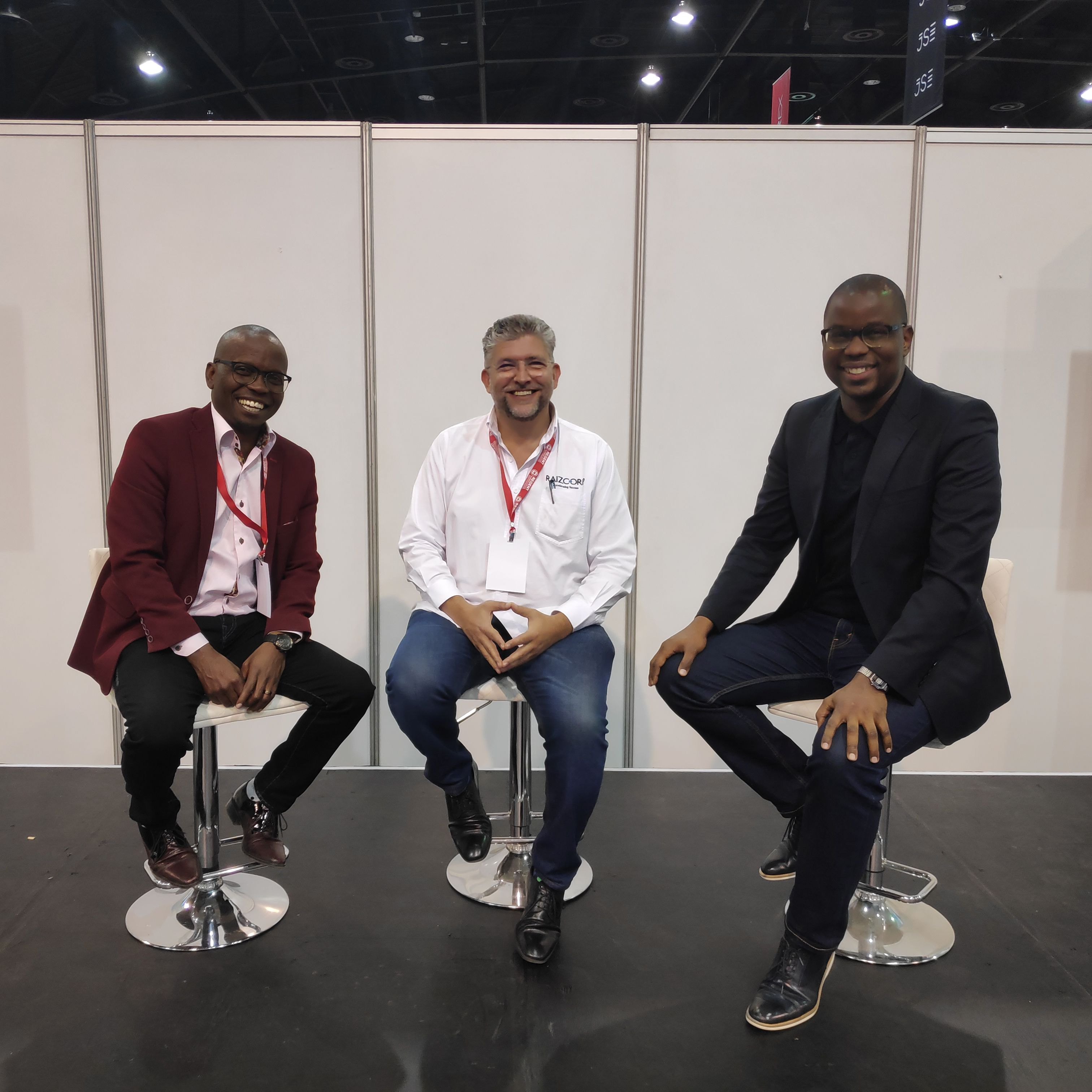 Dr Shingi Munyeza & Allon Raiz on Entrepreneurial Strategy and Zimbabwe's Commercial Potential