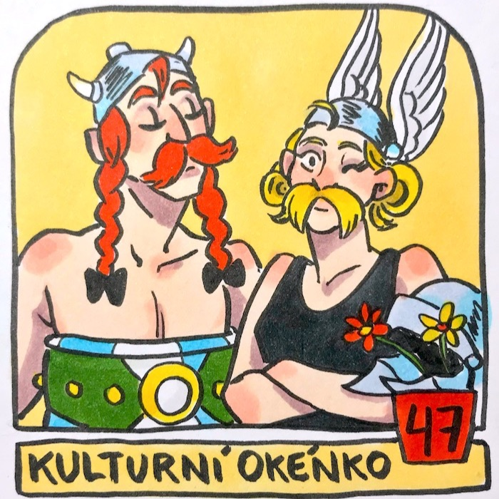 Asterix A Sourozenci