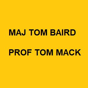 Episode 6804 - Beware of the times we live In - Tom Mack / Tom Baird