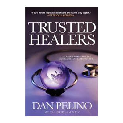 Podcast 748: Trusted Healers with Dan Pelino