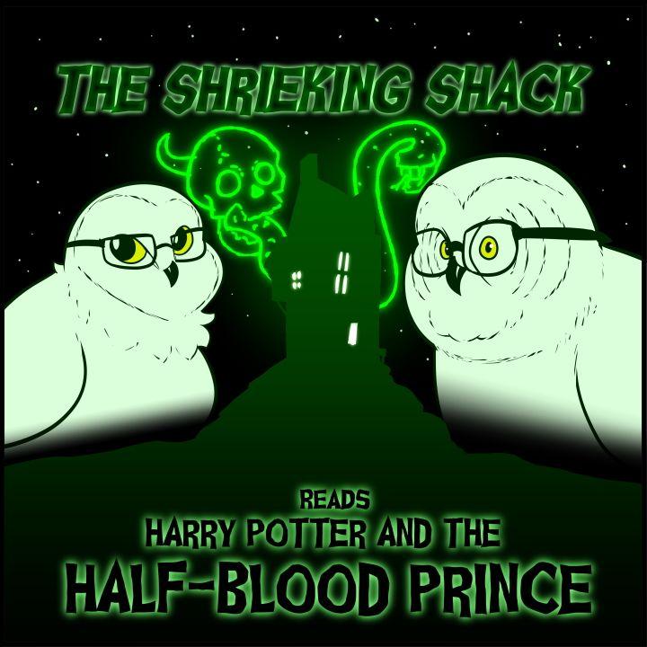 The Shrieking Shack Podbay