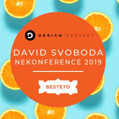 Nekonference 2019 design-restart.cz