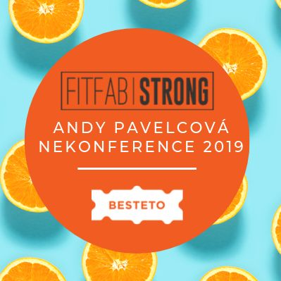 Nekonference 2019 fitfabstrong.cz