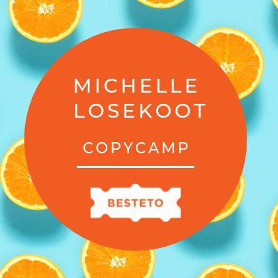 CopyCamp Michelle Losekoot