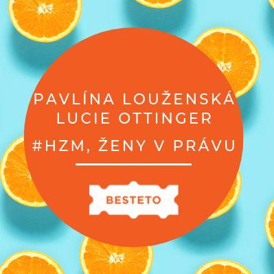O budování komunit s Pavlínou Louženskou a Lucií Ottinger