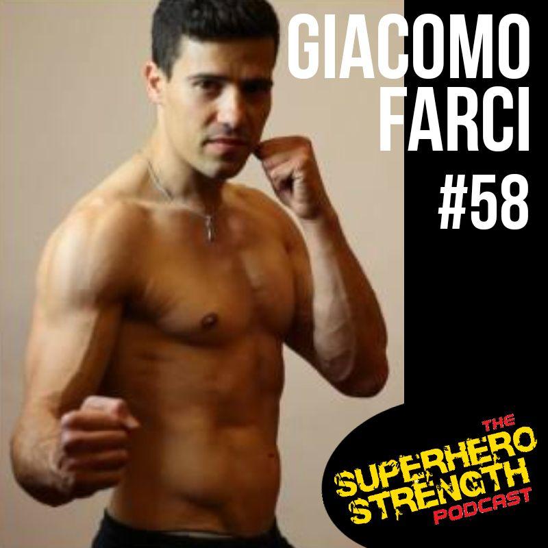 Ep58 Giacomo Farci [Trainer Of Mark Strong]