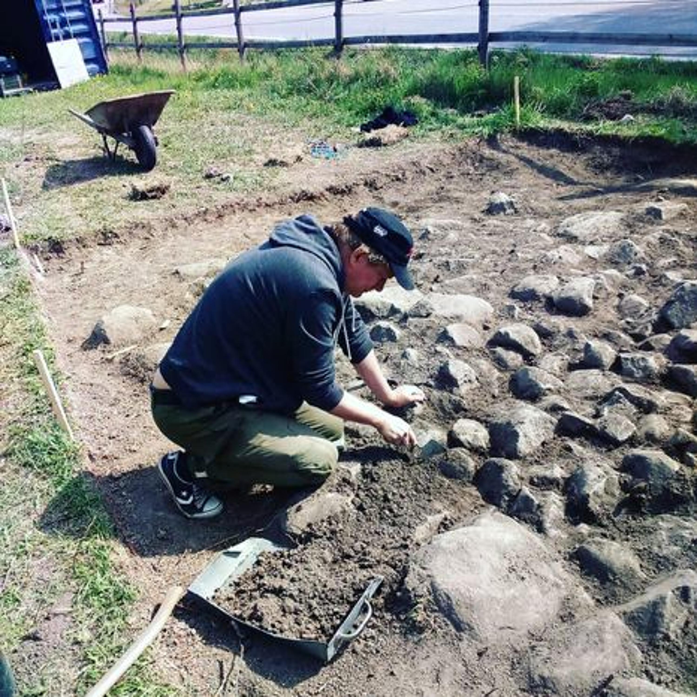 Arkeologi på rappen