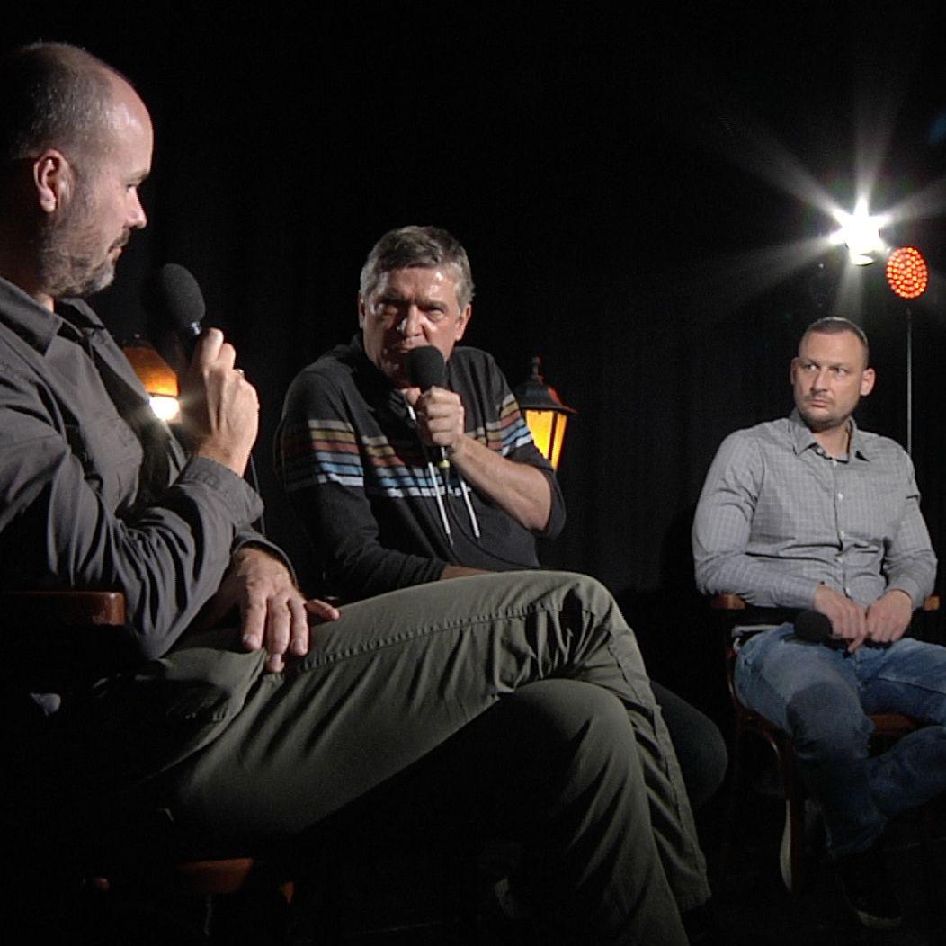 .pod lampou: Bývalý člen SIS a dvaja vedúci tímu Gorila o nahrávke a jej vyšetrovaní