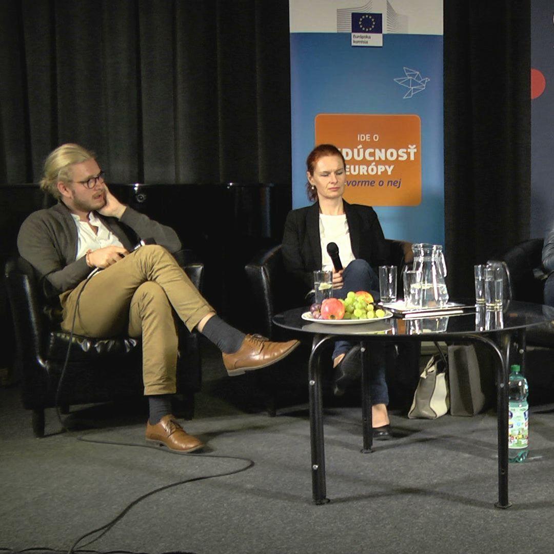 GLOBSEC City Talk: Klimatická kríza – Zbytočná hystéria alebo realita?