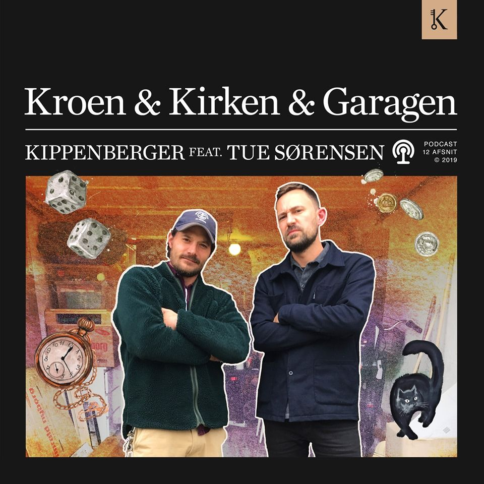 Kroen & Kirken & Garagen #5 - Op og Ned i Showbiz