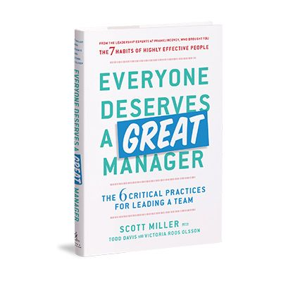 Podcast 752: Everyone Deserve A Great Manager with Victoria Roos Olsson