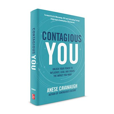 Podcast 753: Contagious You with Anese Cavanaugh