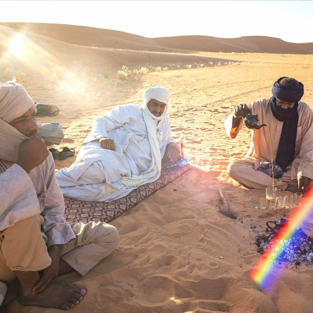 BUBO cestovanie: Alžírsko, Líbya a festival Guérewol v Nigeri