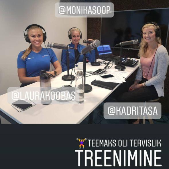 Tervisejutud 1. Osa / Trenn ja tervislik treenimine 28.10.2019
