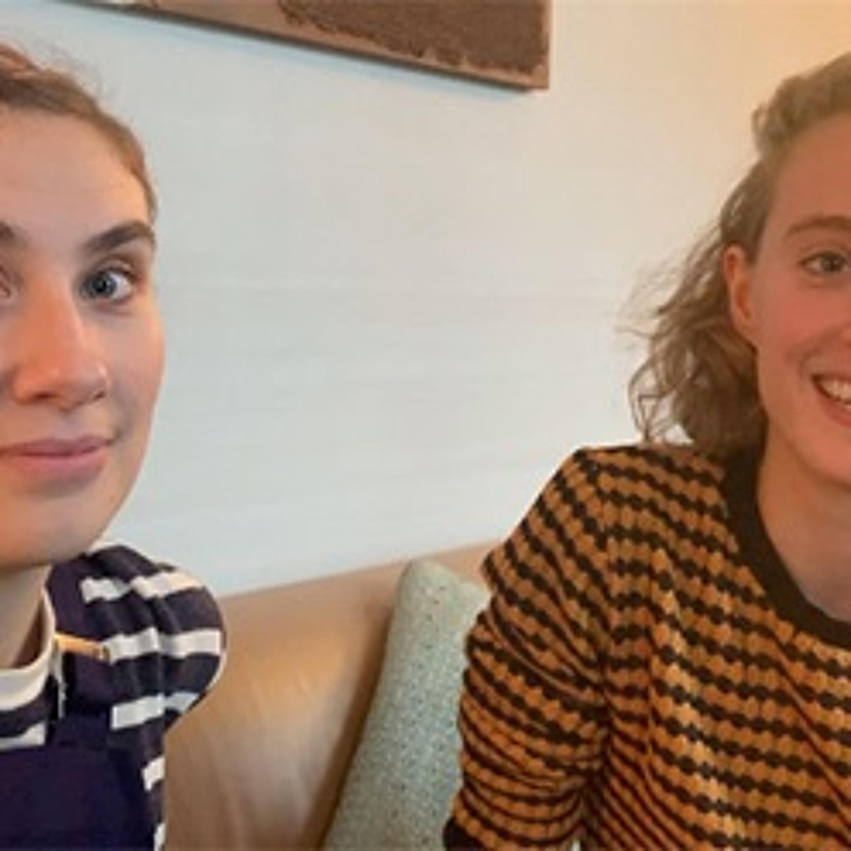 Le Bonheur de Daphné Leblond et Lisa Billuart Monet