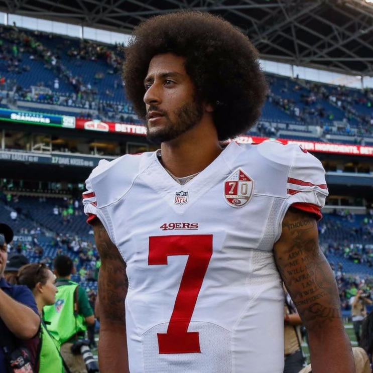 """The Colin Kaepernick """"Tryout"""" with Dave Zirin"""