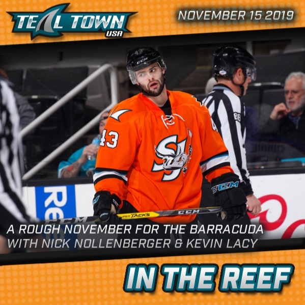 In The Reef - Episode 4 - A Rough November For The San Jose Barracuda