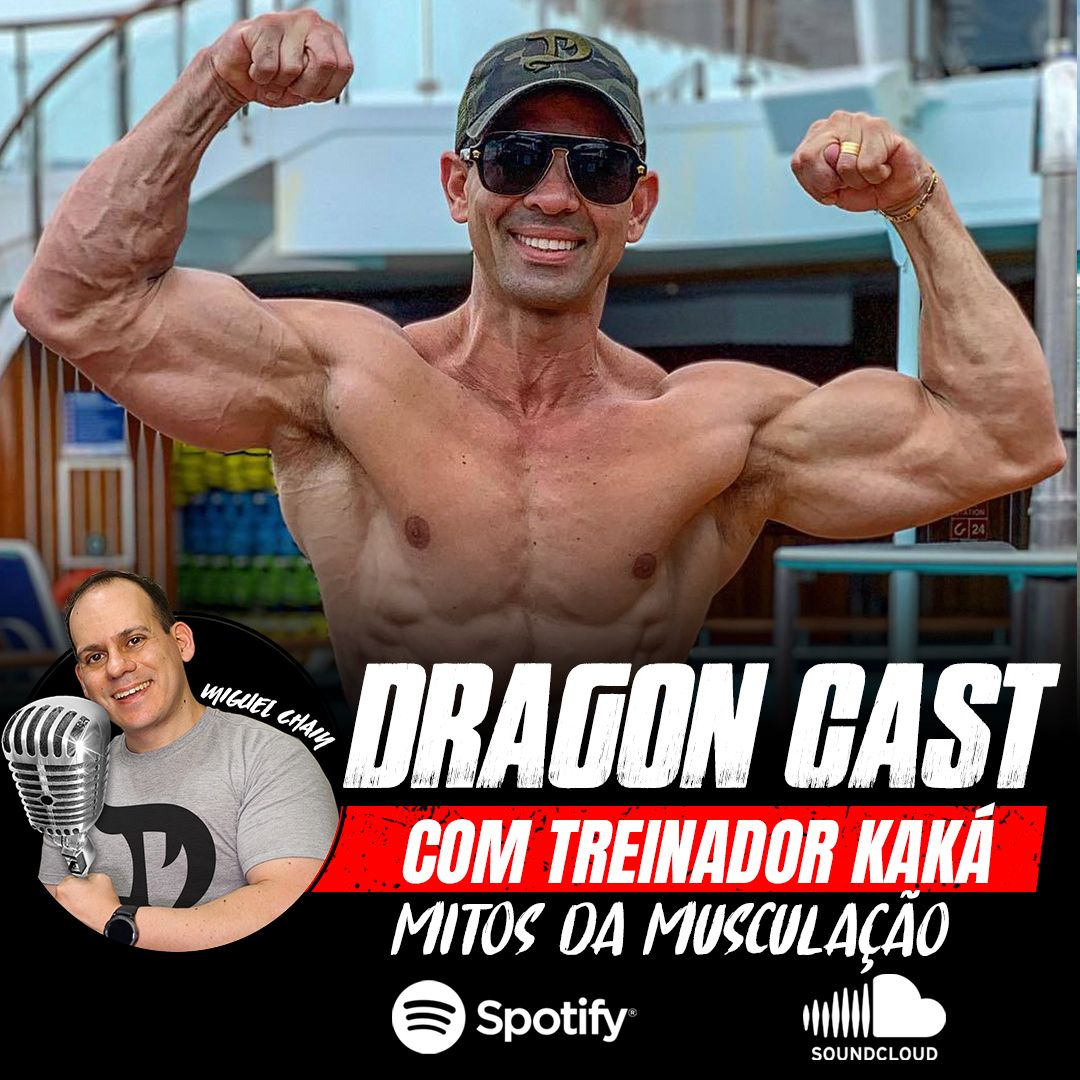 Treinador Kaká - Mitos da Musculação